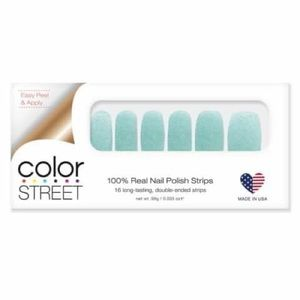 Color Street Mint to Be